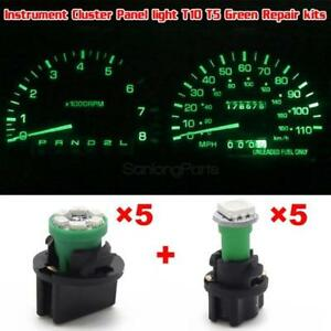 Green Instrument Panel Cluster Dashboard Led Bulb Light Lamp Pc74