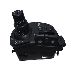 New Radio Wipers Steering Column Switch For Renault Clio 8201590631 8201359195