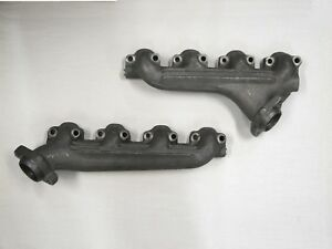 7 5 460 Ford F250 F350 1993 1994 1995 1996 1997 New Exhaust Manifold Set
