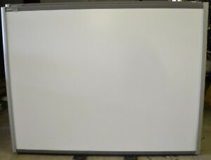 Lot 7 Smart Sb680 77 Smartboard Interactive White Board For Parts repair