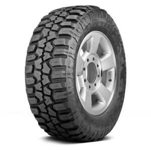 Hercules Set Of 4 Tires Lt305 65r17 Q Terra Trac M T