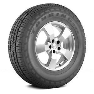 Americus Set Of 4 Tires P235 70r16 T Touring Cuv All Season Truck Suv