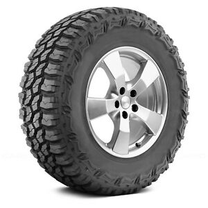 Americus Set Of 4 Tires 32x11 5r15 Q Rugged Mt All Terrain Off Road Mud