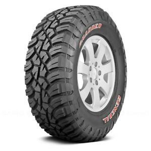General Set Of 4 Tires 35x12 5r20 Q Grabber X3 All Terrain Off Road Mud