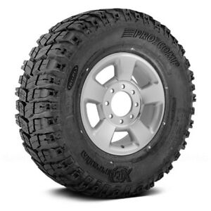 Pro Comp Set Of 4 Tires 305 65r17 Q Xterrain All Terrain Off Road Mud