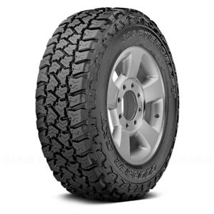 Mastercraft Set Of 4 Tires Lt305 65r17 Q Courser Cxt