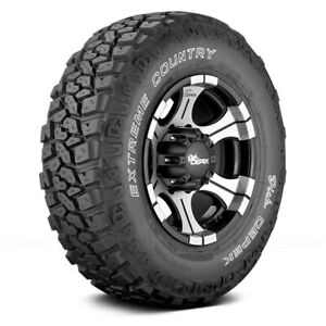 Dick Cepek Set Of 4 Tires Lt305 65r17 Q Extreme Country