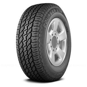Mastercraft Set Of 4 Tires Lt265 75r16 R Courser Ltr