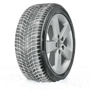 Continental Set Of 4 Tires 235 65r17 T Wintercontact Si Winter Performance