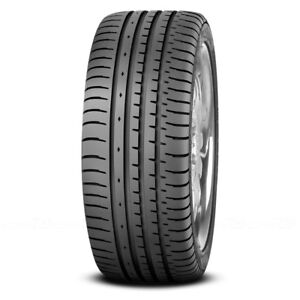 Accelera Set Of 4 Tires 235 45r17 W Phi R All Season Performance