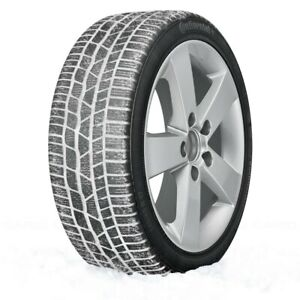 Continental Set Of 4 Tires 235 40r18 V Contiwintercontact Ts830p Winter