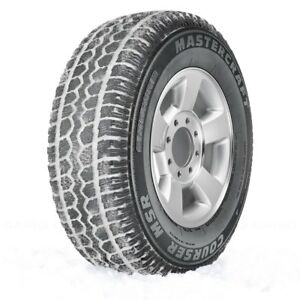 Mastercraft Set Of 4 Tires 245 75r16 S Courser Msr All Terrain Off Road Mud