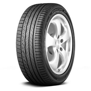 Dunlop Set Of 4 Tires 235 40r18 W Signature Hp All Season Performance