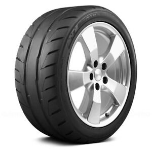 Nitto Set Of 4 Tires 295 40r18 W Nt05 Summer Performance Track Competition