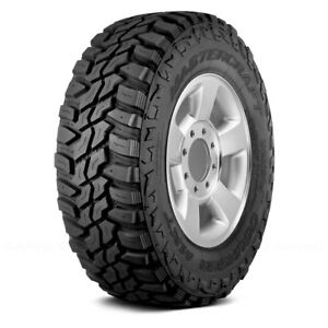 Mastercraft Set Of 4 Tires 35x12 5r20 Q Courser Mxt All Terrain Off Road Mud