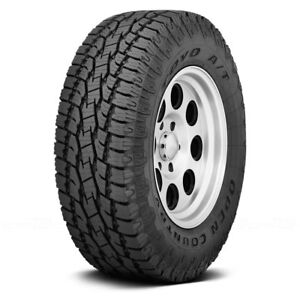 Toyo Set Of 4 Tires Lt295 75r16 R Open Country A T 2
