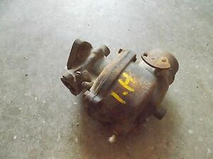 Farmall M Mv Early Sm Ih Tractor Engine Motor Marvel Carburetor Assembly