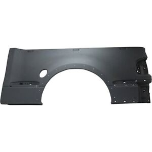 New Fender Rear Quarter Panel Driver Left Side For F150 Truck Fiberglass Lh Hand