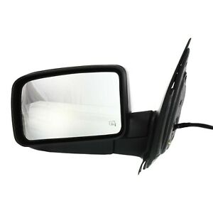Power Mirror For 2003 Ford Expedition Left Side Manual Folding With Puddle Lamp