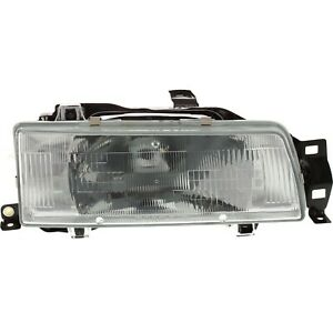 Headlight For 88 92 Toyota Corolla Sedan Or Wagon Canada Or Usa Built Right