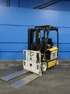 Yale Erc050vgn48te083 Electric Forklift 4050 171 12180190002