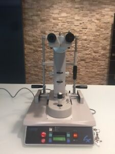 Laserex Ellex Lqp3106 Ophthalmic Yag Laser W Manual Portable Travel Cases
