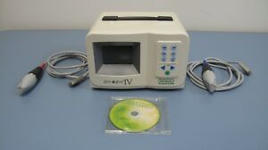 Bard Site Rite Iv Ultrasound System With Two Probes 9 Mhz 7 5 Mhz