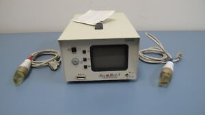 Bard Site Rite 3 Ultrasound Scanner System With Two Probes 9 Mhz
