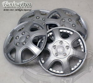 4pcs Qty 4 Wheel Cover Rim Skin Cover 14 Inch T2 Style 011 14 Inches Hubcap