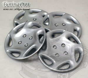 4pcs Qty 4 Wheel Cover Rim Skin Cover 14 Inch T2 Style 018 14 Inches Hubcap