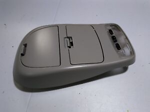 03 07 Ford Focus Overhead Console Storage Interior Dome Map Light Lamp Gray Oem