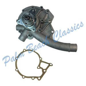 Mercedes Benz Oem New W201 Water Pump With Gasket 190e 2 3 16 Cosworth