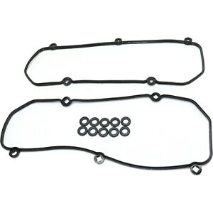 New Set Valve Cover Gaskets For E150 Van E250 F150 Truck Ford F 150 Mustang