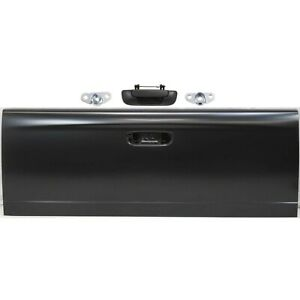 Tailgate Kit For 2002 08 Dodge Ram 1500 With Hinge And Textured Black Handle 4pc
