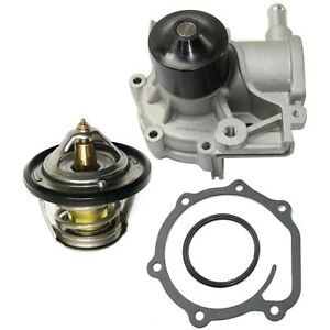 New Water Pump Kit For Subaru Legacy Impreza Outback Forester Baja 2003 2006