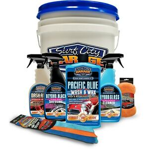 Surf City Garage New Detailing Kit