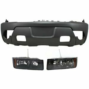 New Kit Auto Body Repair Front For Chevy Avalanche Chevrolet 1500 2003 2006