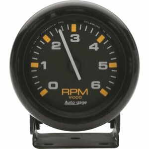 Autometer 2306 Tachometer Electric Air Core Universal