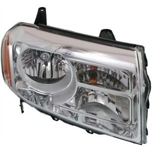 Headlight For 2012 2013 2014 2015 Honda Pilot Lx Touring Ex Ex l Right With Bulb