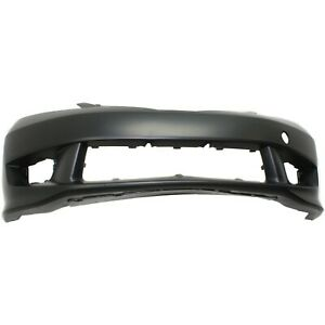 Front Bumper Cover For 2009 2011 Honda Fit Primed