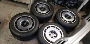 84 85 Corvette C4 Aluminum Factory 16 Inch Wheels With Tires Set Of Four 9 5