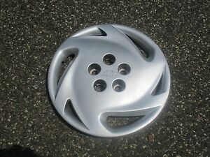 One Genuine 1992 1993 Chevy Cavalier Corsica Bolt On 14 Inch Hubcap Wheel Cover