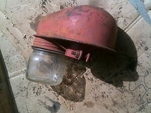 Farmall 300 350 H Hv Sh Ih Tractor Glass Jar Precleaner Top Topper Pre Cleaner