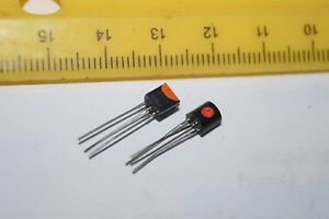 Sts 5961 17 043 0036 Vintage Date Code 8003 1 paired Set Transistor Quantity 1