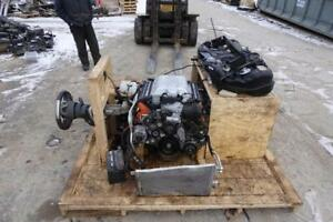2017 Charger Hellcat 6 2 Supercharged Engine Transmission Turn key pallet Swap