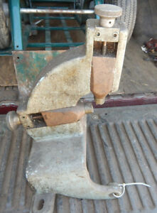 Older Metal Lathe Follower Rest Possible Monarch