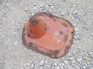 Allis Chalmers B Tractor Ac Original Belt Pulley Pto Assembly Delete Cover kk