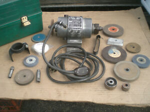 Themac Tool Post Grinder Model J 2a 1