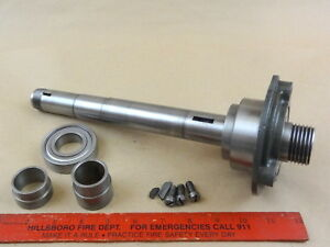 Nice Original Logan 10 Model 200 Lathe Headstock Spindle Assembly