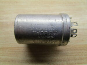 Mallory Md 27304 Capacitor